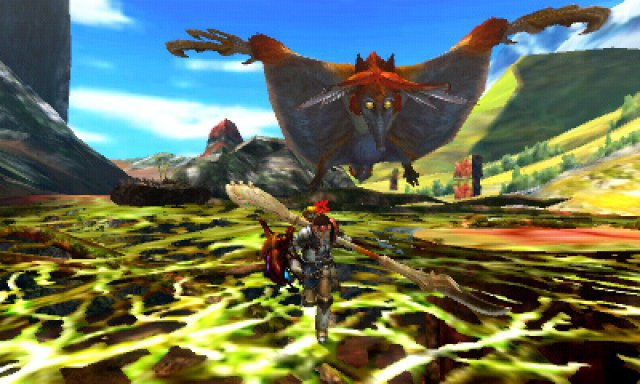 Screenshot - Monster Hunter 4 Ultimate (3DS) 92486340