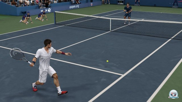Screenshot - Grand Slam Tennis 2 (360) 2314507