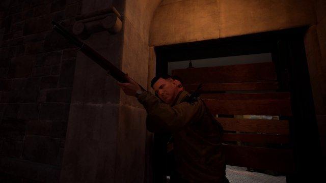 Screenshot - Medal of Honor: Above and Beyond (OculusRift, VirtualReality)