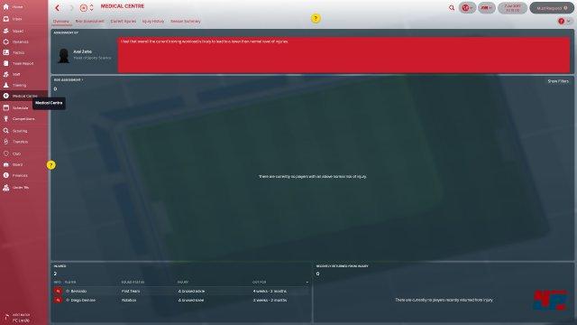 Screenshot - Football Manager 2018 (PC)