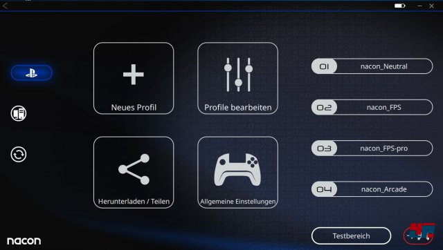 Screenshot - Nacon Revolution Unlimited Pro Controller (PC) 92586073