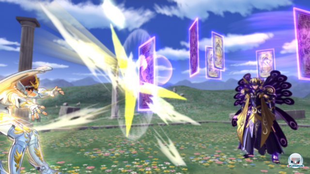 Screenshot - Saint Seiya: Brave Soldiers (PlayStation3)