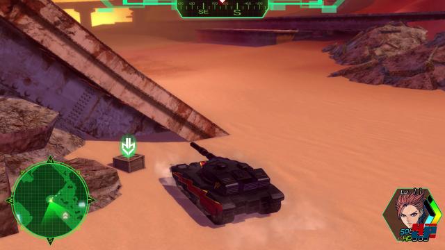 Screenshot - Metal Max Xeno (PS4) 92574958