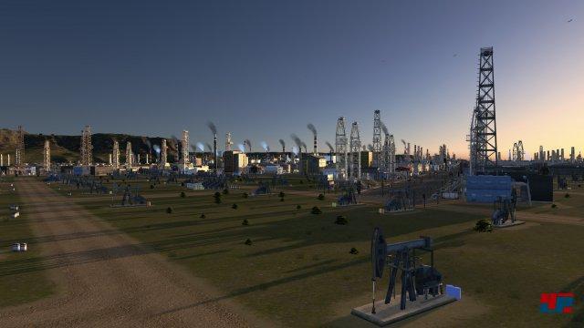 Screenshot - Cities: Skylines - Industries (Linux)