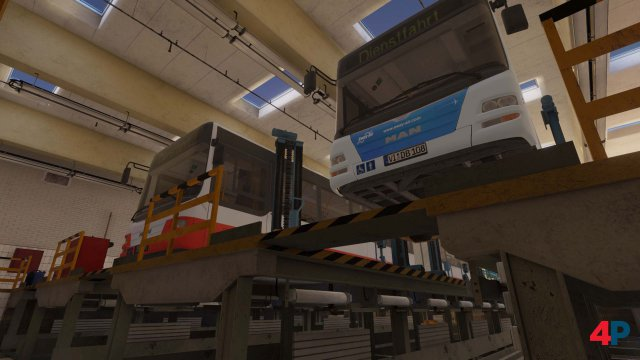 Screenshot - Bus Mechanic Simulator (PC)