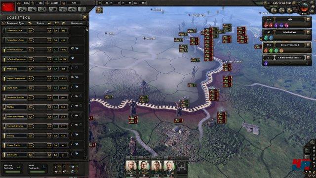 Screenshot - Hearts of Iron 4 (PC) 92522316