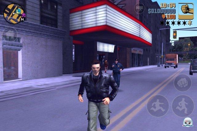 Screenshot - Grand Theft Auto III (iPhone) 2299352