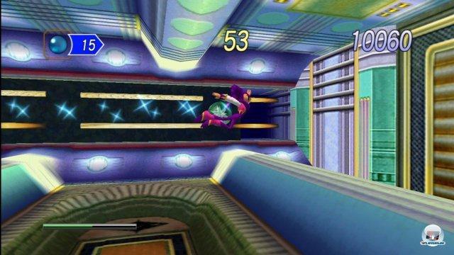 Screenshot - NiGHTS Into Dreams (PC)