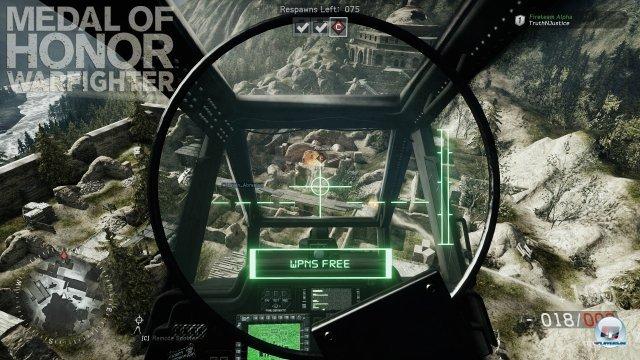 Screenshot - Medal of Honor: Warfighter (360) 92412522
