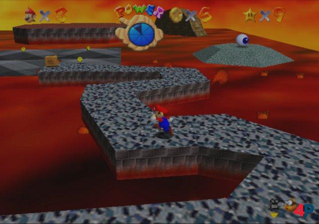 Screenshot - Super Mario 64 (N64) 92612015
