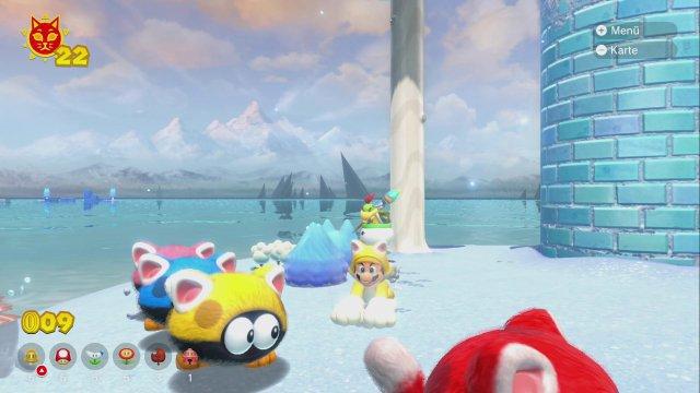 Screenshot - Super Mario 3D World   Bowser's Fury (Switch) 92634399