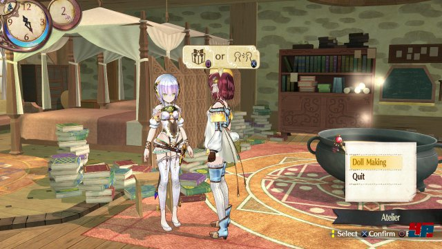Screenshot - Atelier Sophie: The Alchemist of the Mysterious Book (PS4) 92527349