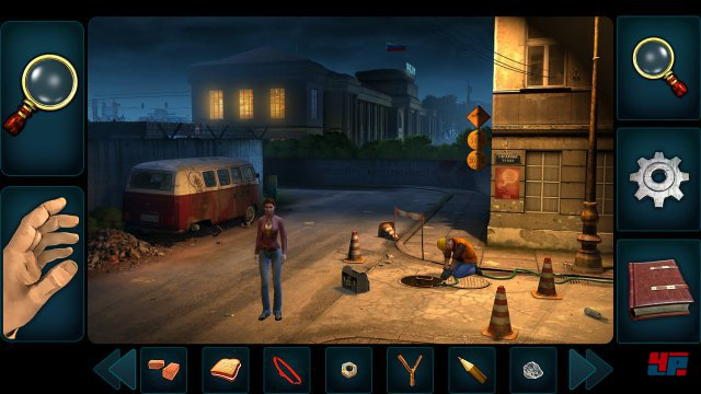Screenshot - Geheimakte: Tunguska (Switch)