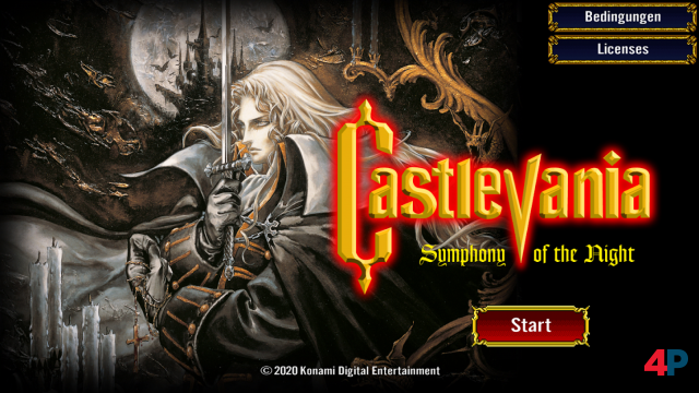 Screenshot - Castlevania: Symphony of the Night (Android) 92607611