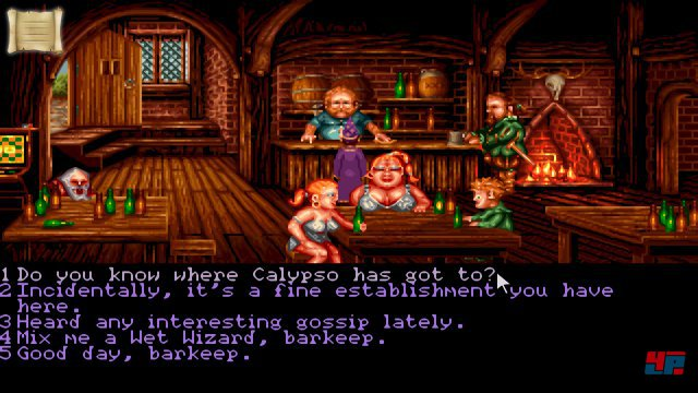 Screenshot - Simon the Sorcerer: 25th  Anniversary Edition (PC) 92563686