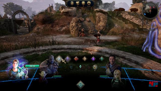 Screenshot - The Bard's Tale 4: Barrows Deep (PC) 92574228
