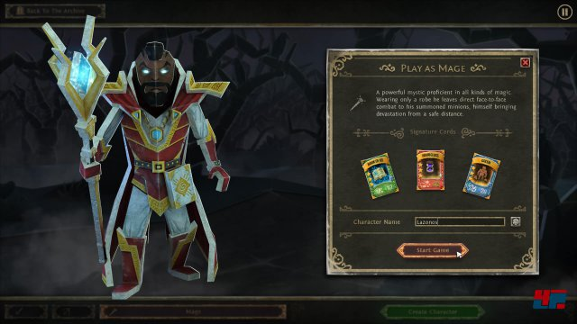 Screenshot - Book of Demons (PC) 92522162
