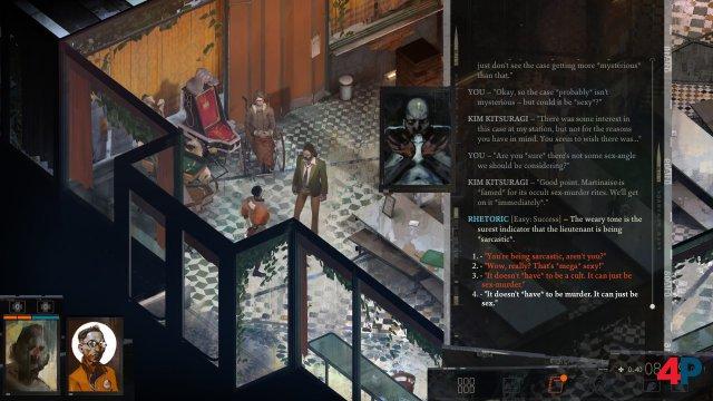 Screenshot - Disco Elysium (PC) 92599374
