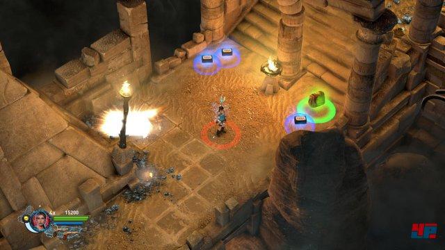 Screenshot - Lara Croft und der Tempel des Osiris (PC) 92496315