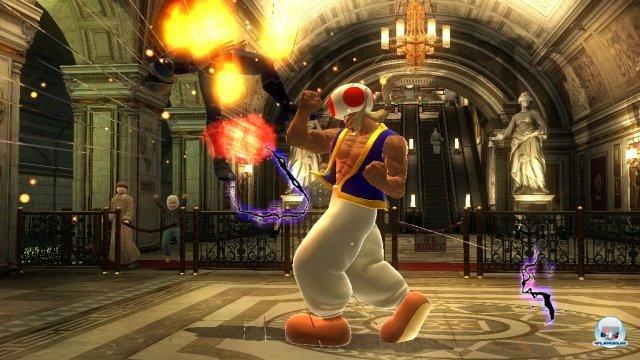 Die neuen Nintendo-Kostüme sind... anders. Bizarr. Aber witzig. Und leider nicht personalisierbar.