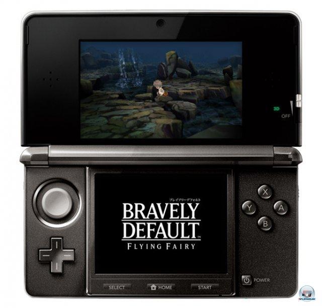 Screenshot - Bravely Default: Flying Fairy (3DS) 2266897