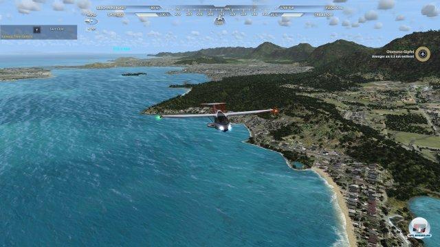 Hui, Hawaii: Microsoft Flight lässt euch die Pazifikinseln aus der Luft erkunden.