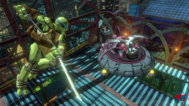 Screenshot - Teenage Mutant Ninja Turtles: Mutanten in Manhattan (PlayStation4) 92526385