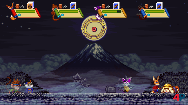 Screenshot - Kemono Heroes (Switch)