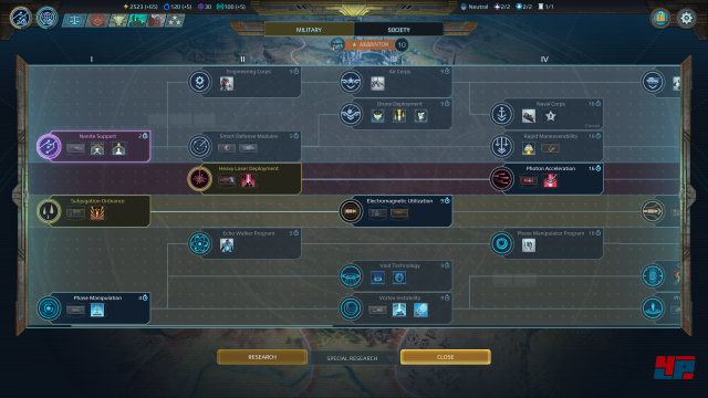 Screenshot - Age of Wonders: Planetfall (PC) 92582696