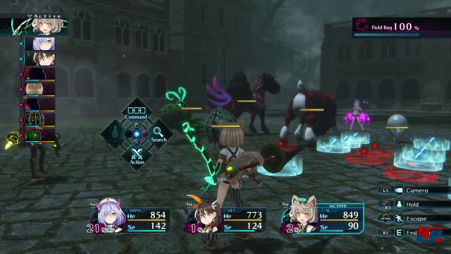 Screenshot - Death end re;Quest (PS4) 92583147