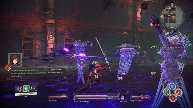 Screenshot - Scarlet Nexus (PlayStation5) 92645770