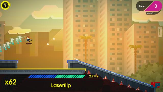 Screenshot - OlliOlli2: Welcome to Olliwood (XboxOne) 92525485