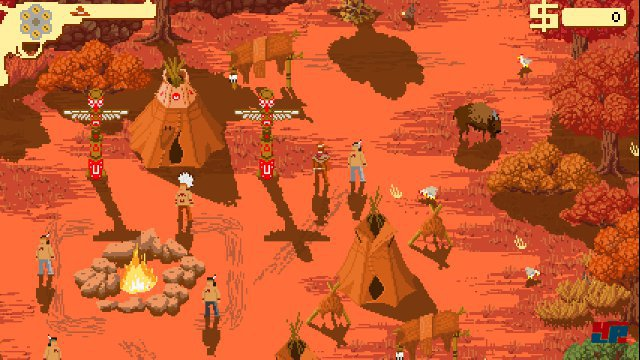 Screenshot - Westerado: Double Barreled (PC) 92503925