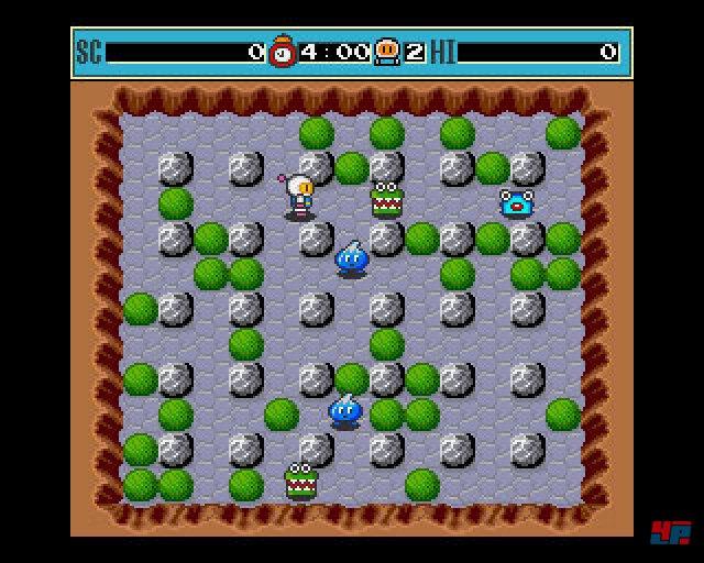 Screenshot - Bomberman - Dynablaster (Oldie) (PC) 92480786