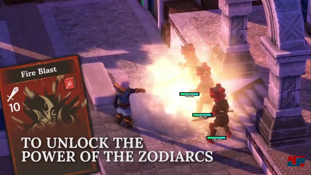 Screenshot - Children of Zodiarcs (PC)
