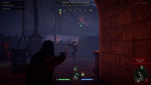 Screenshot - Hood: Outlaws & Legends (PlayStation5) 92641982