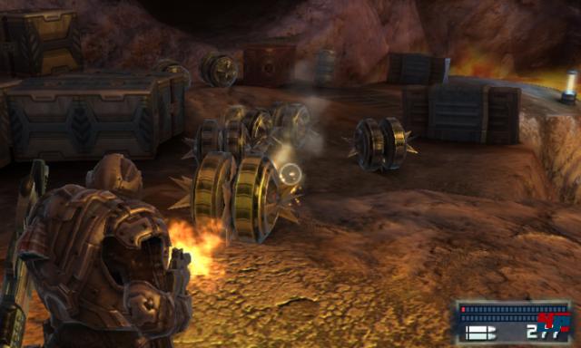 Screenshot - IronFall Invasion (3DS) 92500644