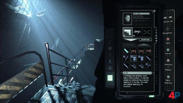 Screenshot - Daymare: 1998 (PS4)