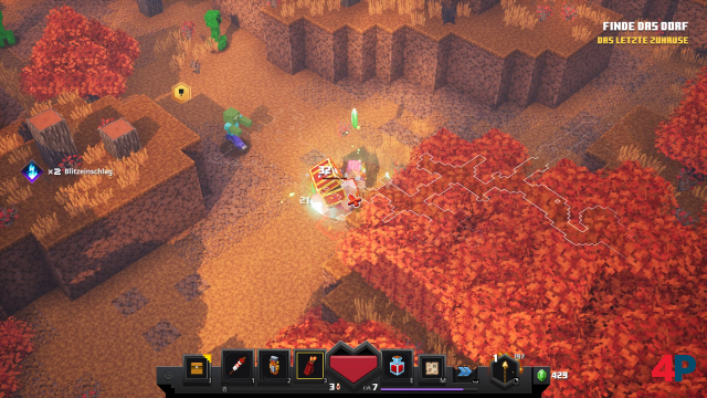 Screenshot - Minecraft Dungeons (PC) 92614192