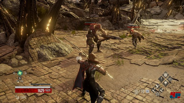 Screenshot - Code Vein (PC) 92552327