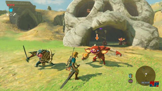 Screenshot - The Legend of Zelda: Breath of the Wild (Wii_U) 92528010