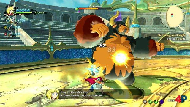 Screenshot - Ni No Kuni 2: Schicksal eines Königreichs (Switch) 92649400