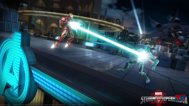 Screenshot - Marvel Sturm der Superhelden (Android)