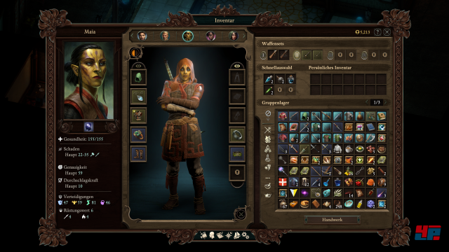 Screenshot - Pillars of Eternity 2: Deadfire (PC) 92565126