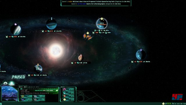 Screenshot - The Last Federation (PC) 92481844