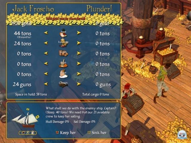 Screenshot - Sid Meier's Pirates! (iPad) 2242119
