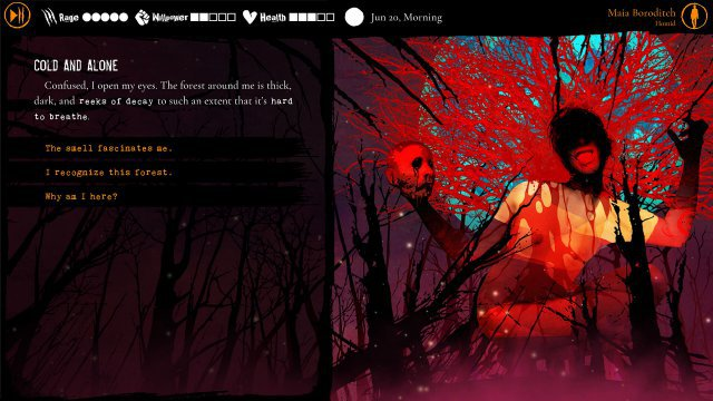 Screenshot - Werewolf: The Apocalypse - Heart of the Forest (PC) 92626562
