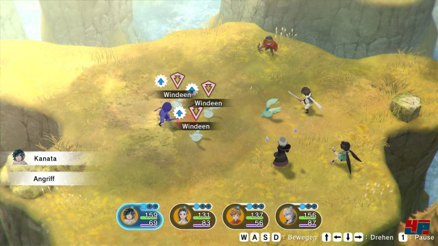 Screenshot - Lost Sphear (PC)