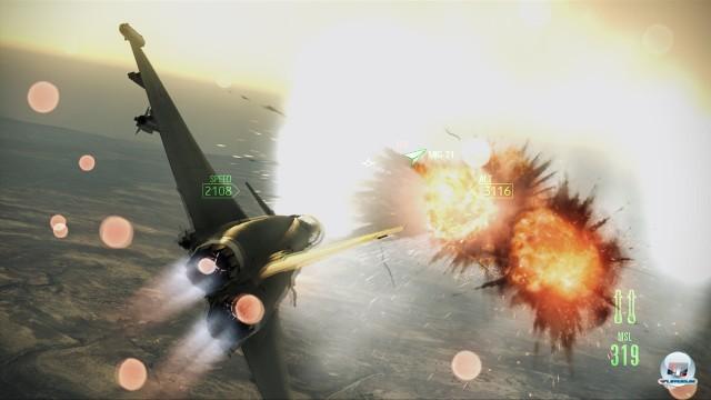 Screenshot - Ace Combat: Assault Horizon (360) 2248947