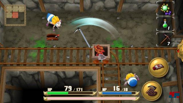 Screenshot - Adventures of Mana (Android) 92519764